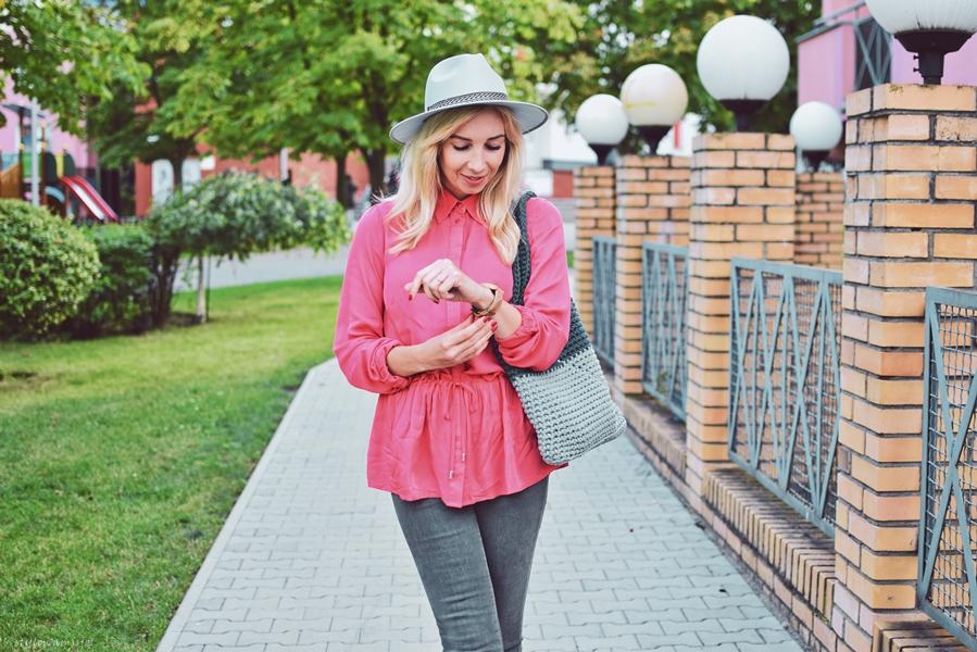 biurowo, bluzka, bonprix, handmade, kapelusz, moda, promod, spodnie, sznurkowetoiowo, torebka, tunika, stylizacjazjeansami