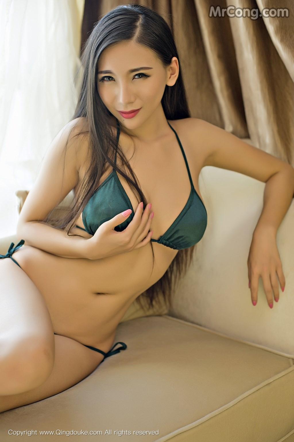 Image MrCong.com-QingDouKe-2016-11-17-Zhao-Ying-010 in post QingDouKe 2016-11-17: Người mẫu Zhao Ying (赵颖) (66 ảnh)