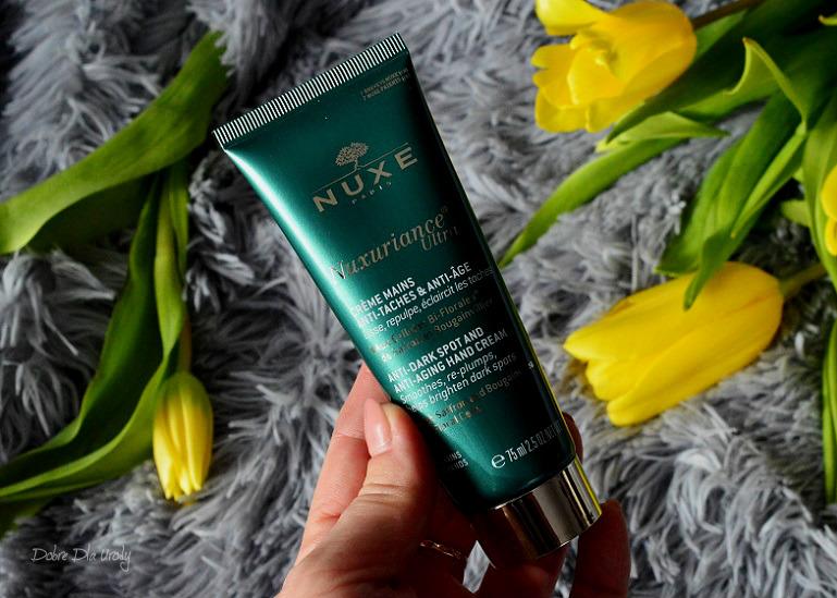 Nuxe Nuxuriance Ultra - luksusowy, odmładzający krem rąk - recenzja