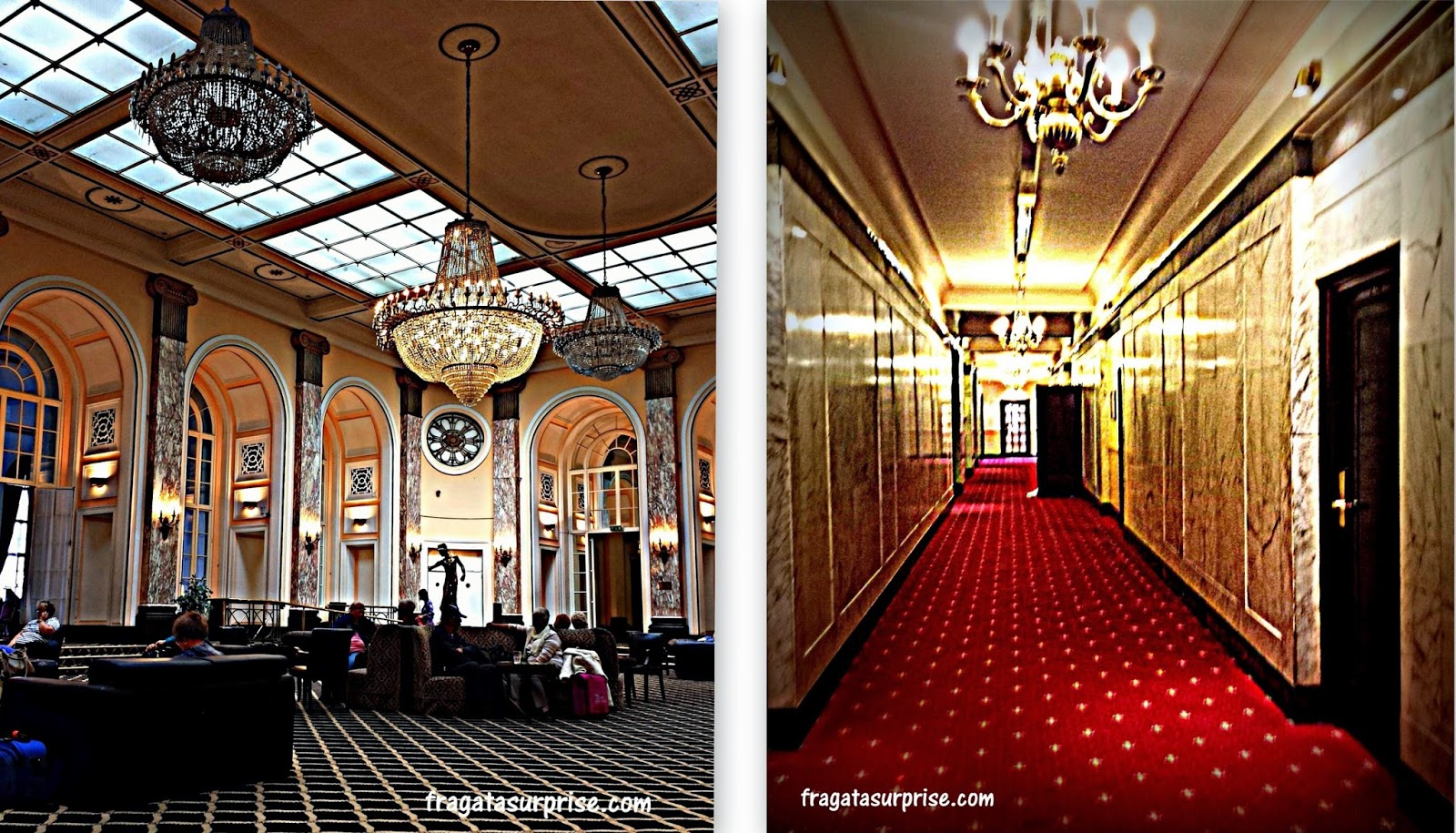 Hospedagem em Liverpool - Hotel Adelphi