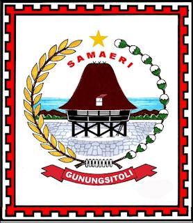 Logo/ Lambang Kota Gunungsitoli