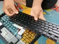 Inilah Cara Ganti Keyboard Asus X200M yang praktis dan mudah