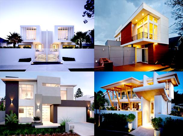 Model Rumah Tingkat Minimalis Dan Modern