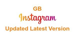 GB Instagram Apk Download Latest Version 2019 (Updated)