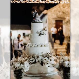 statuetta personalizzata per torta nozze decorazione top torta luxury cake topper eleganti  orme magiche