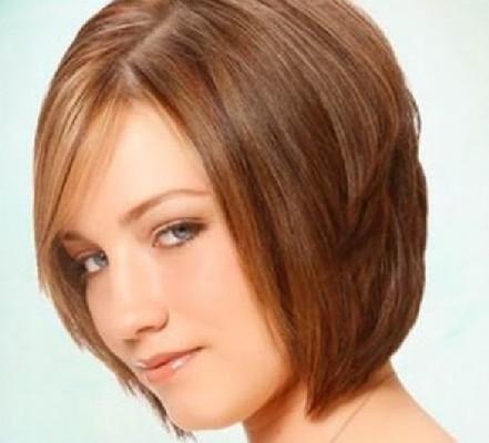 Model rambut segi pendek ala korea