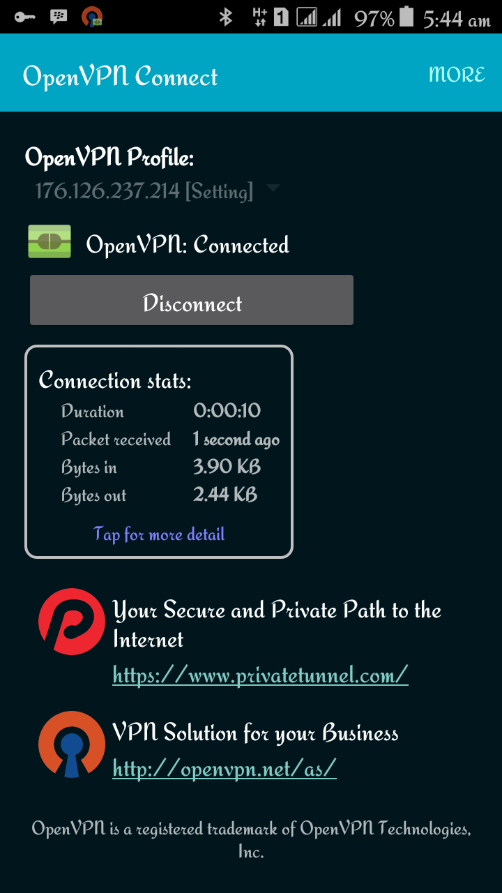 OpenVpn Cheat Settings for Etisalat Smart pack Android Free Browsing