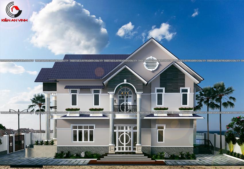 Mẫu thiết kế biệt thự nhà vườn 1 tầng đẹp hiện đại dt 150m2 Thiet-ke-biet-thu-1-tang-150m2-3