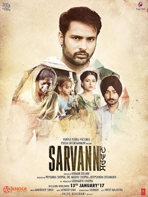 Sarvann 2017 Punjabi pDVDRip 700mb