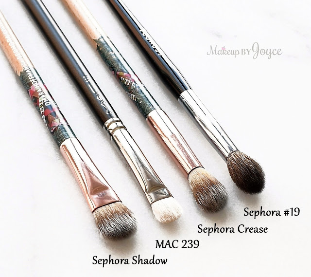 Sephora Mara Hoffman Blending Brush Review Limited Edition