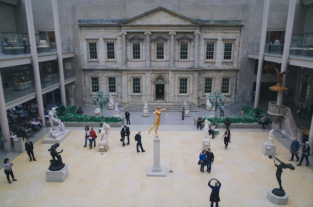 メトロポリタン美術館(The Metropolitan Museum of Art)