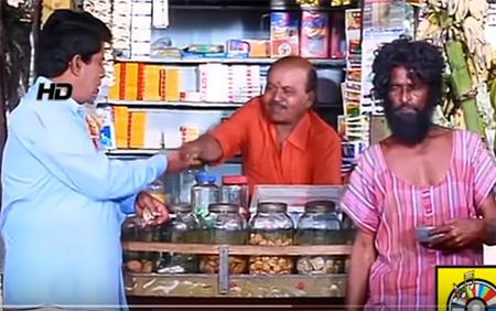 R. Sundarrajan Galatta Comedy