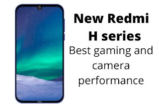Redmi H Series mobile phones