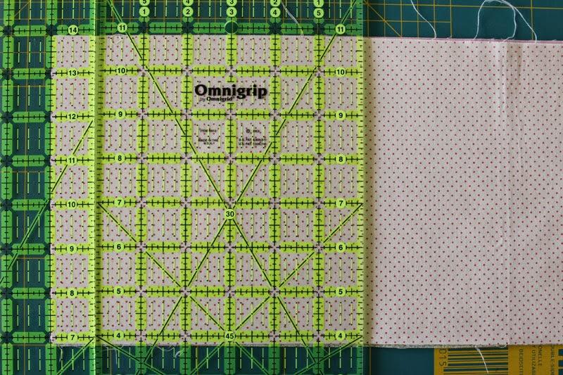 Cutting squares