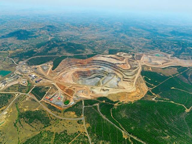 Φεύγει η Eldorado Gold από την Ελλάδα: Τέλος η καταστροφή του περιβάλλοντος στην Χαλκιδική