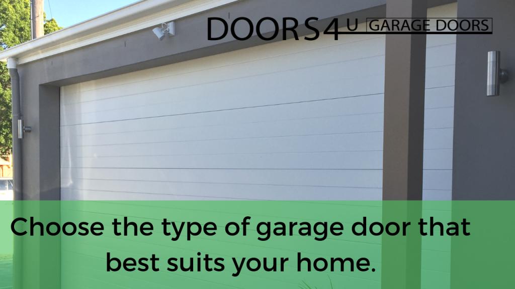 Newcastle Garage doors
