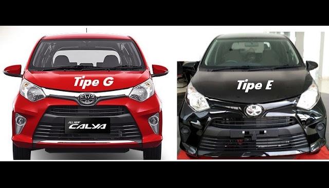 Toyota Calya di Pekanbaru Riau