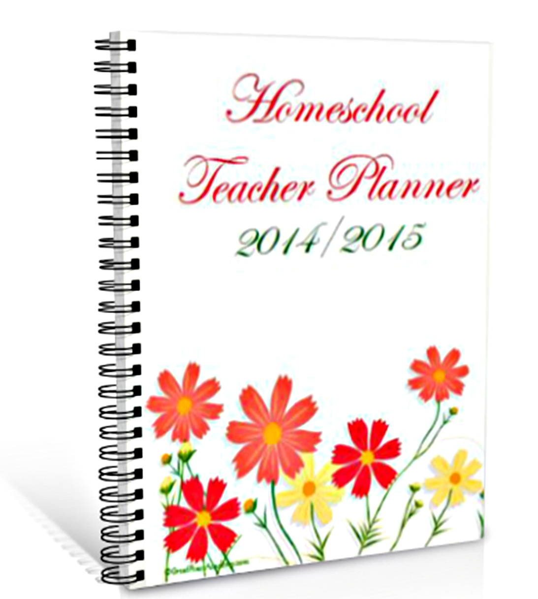 Homeschool Planner for Teachers from Great Peace Academy