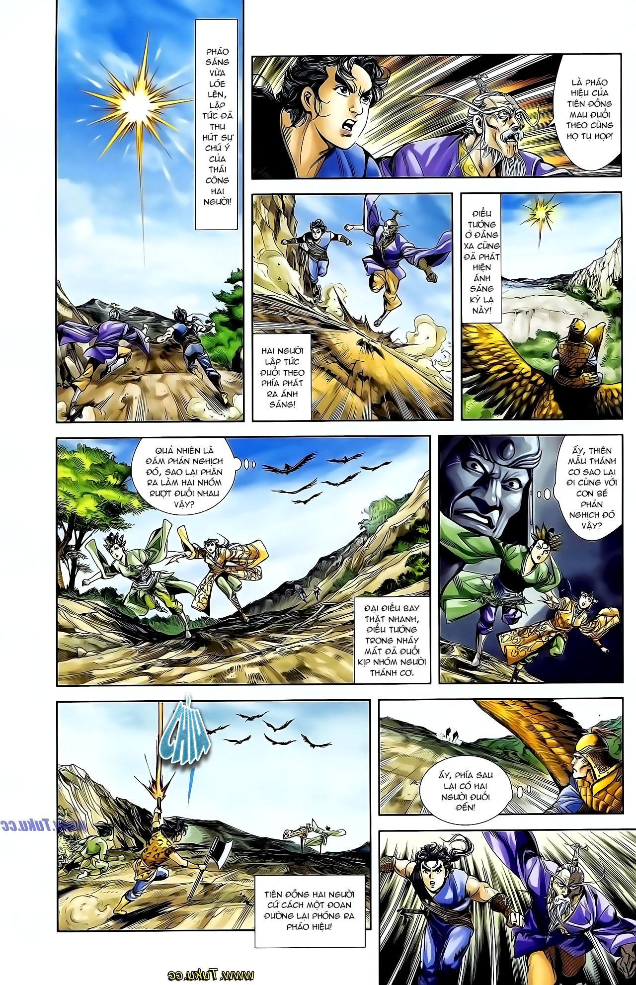 Cơ Phát Khai Chu Bản chapter 128 trang 14