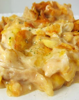 Chicken Dorito casserole, comfort food, country recipes, Doritos Chicken Casserole