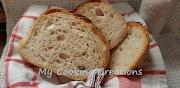 Селски неаполитански хляб * Pane Cafone