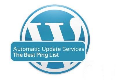 WORDPRESS UPDATE SERVICE PING LIST MEMPERMUDAH INDEXING SEARCH ENGINE
