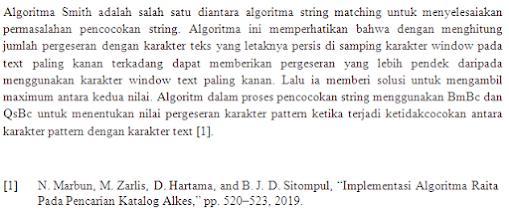 Merubah Style Citation Mendeley Untuk Daftar Pustaka Jika anda ingin merubah Style Citation Mendeley karena harus mengikuti panduan membuat daftar pustaka artikel jurnal atau skripsi yang berlaku harus anda ikuti, baik itu di kampus atau penyelenggara prosiding silahkan ikuti cara merubah Style Citation Mendeley untuk daftar pustaka berikut ini :  1. Klik Style pada group menu references  2. Kemudian klik jenis Style yang anda inginkan, contohkan pada gambar berikut ini saya mengganti Syle Citation Mendeley untuk daftar pustaka nya menjadi Style IEEE