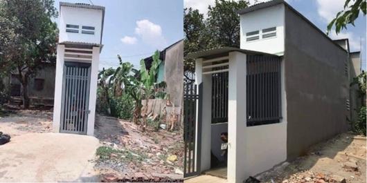 Pengantin Baru Bikin Rumah Sederhana Tapi Unik