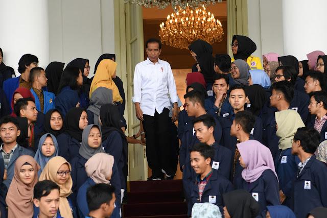 Jokowi: Kontestasi Politik Tanpa Toleransi Bisa Halalkan Segala Cara untuk Menang