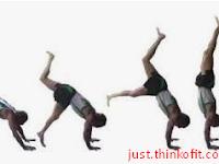 Pengertian dan Cara Melakukan Handstand   Zona Pelatih