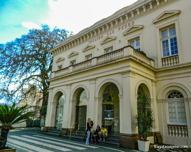 Teatro São Pedro - Porto Alegre - RS