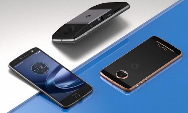 Harga dan Spesifikasi Lengkap Motorola Moto Z Force