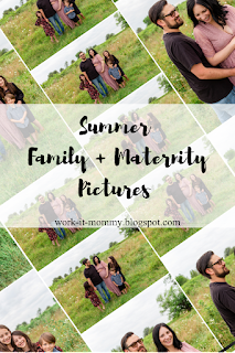 Maternity + Family pictures 2021 on Work it Mommy blog
