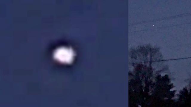 OVNI sobre Charlottesville, Virginia el 4-6-2021