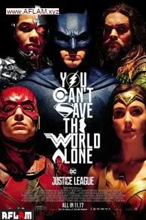 فيلم Justice League 2017 مترجم اون لاين