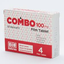 COMBO 100 mg Film Tablet