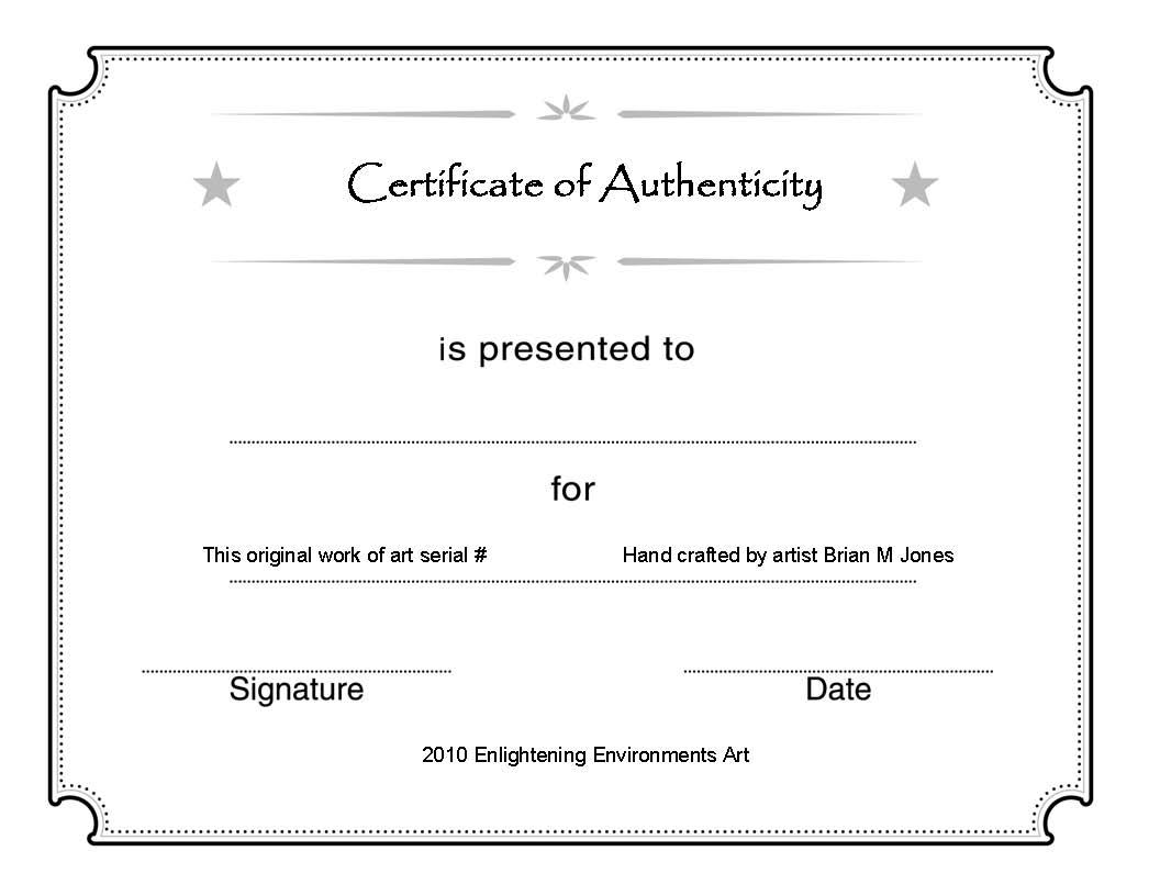 microsoft template certificate