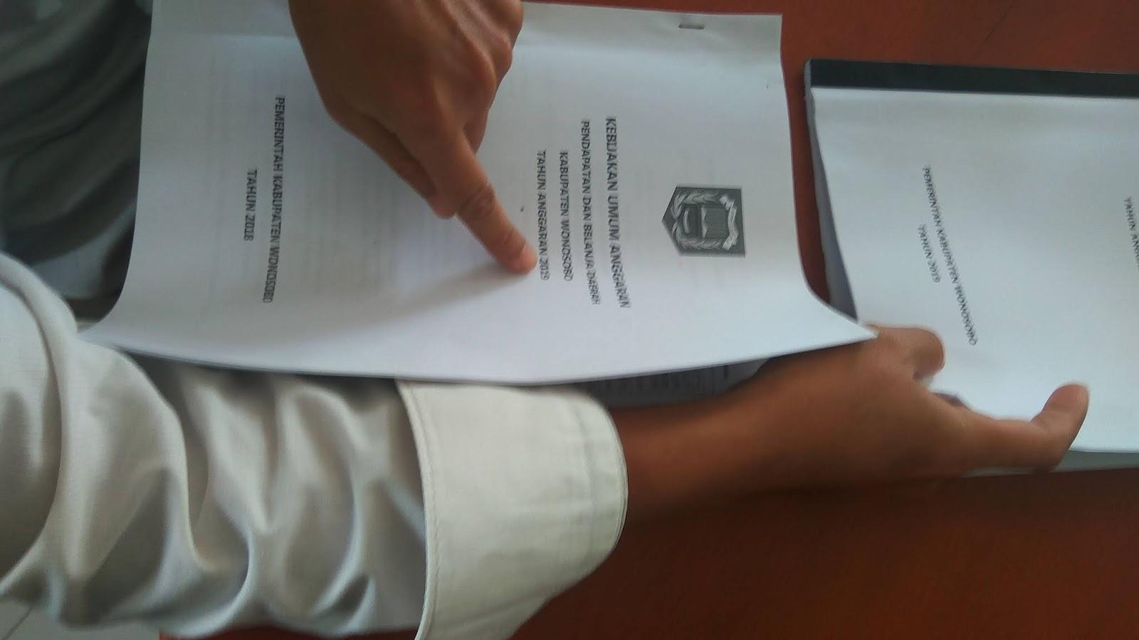 Greget Saat Anggota DPRD Temukan Data Tak Sinkron Di KUA PPAS 2019 Dan 2020