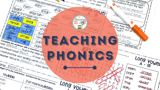 phonics instruction that leads to mastery