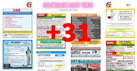 Gulf Requirement Times Job News Paper PDF Sep02