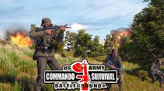 US Army Commando Battleground Survival Mission_fitmods.com