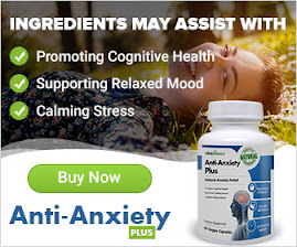 anxiety supplement pills