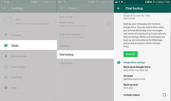 Cara Berpindah Dari GBWhatsApp ke WhatsApp Tanpa Kehilangan Data