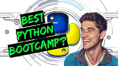best Udemy Bootcamp course to learn Python programming