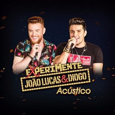 CD CD Experimente (Acústico) – João Lucas e Diogo (2019)