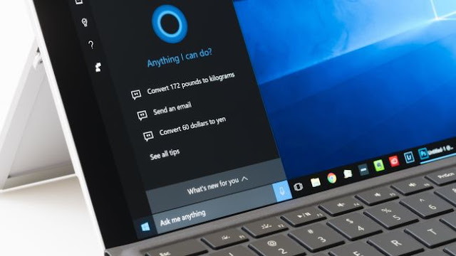 Cortana yang dikabarkan menunjukkan asisten suara Microsoft benar-benar berarti bisnis