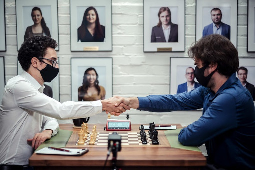 La victoire de Caruana sera sûrement un des premiers prétendants au prix de beauté de 5 000 $ - Photo © Austin Fuller