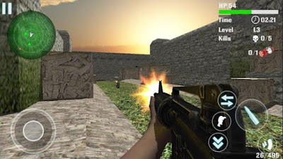 Game Mod All Strike 3D v1.2 Apk Update