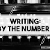 Writing: By The Numbers