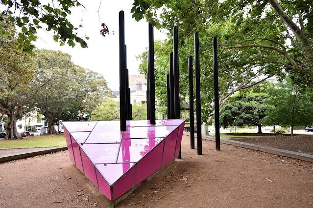 Darlinghurst | Gay and Lesbian Holocaust Memorial by Russell Rodrigo
